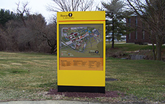 Rowan University - Monument Signs