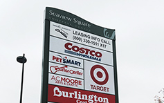 Seaview Square - Pylon Sign